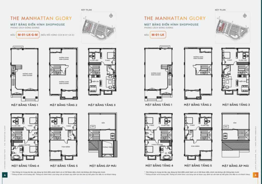 layout the manhattan glory
