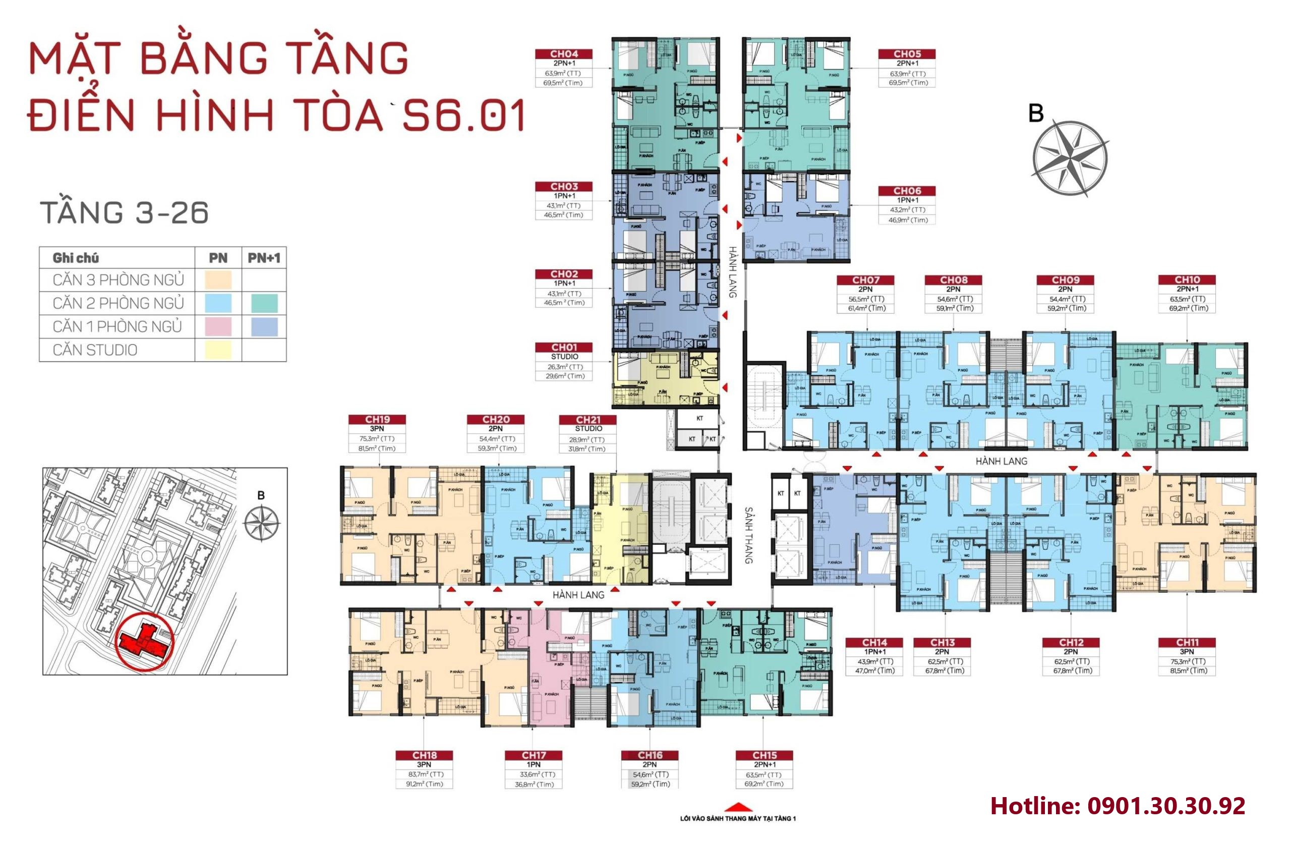 layout s601